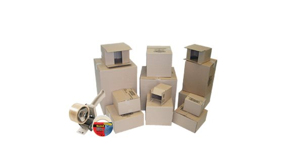 Packaging and Shipping Material