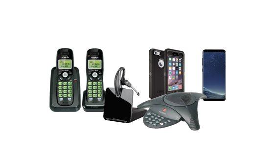 Téléphones et communication