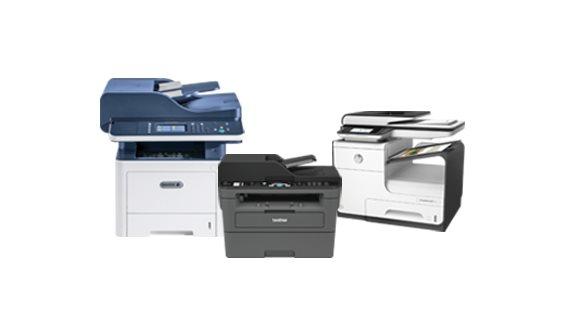 Imprimantes et numériseurs
