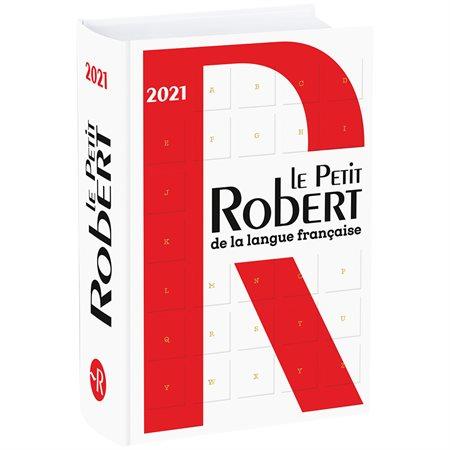 Dictionnaire Le petit Robert 2021
