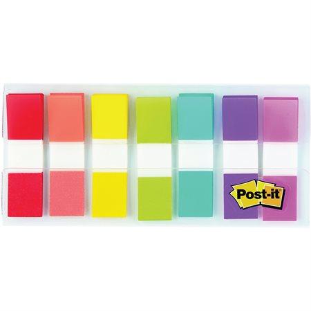 Languettes Post-it® 1 / 2 po.