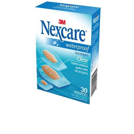 Nexcare™ Waterproof and Clear Bandages