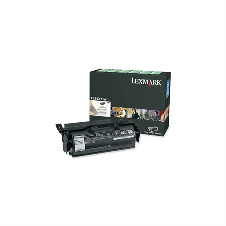 T654 Extra High Yield Toner Cartridge