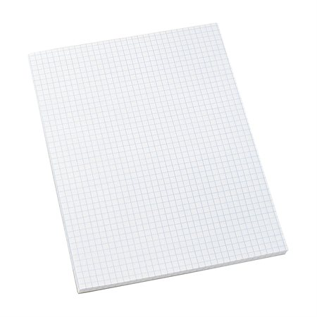 White Figuring Pad