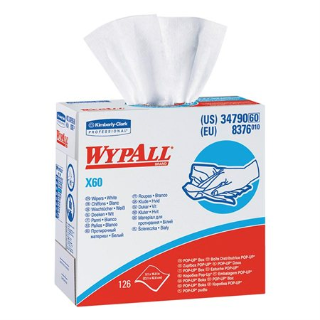 Wipes Wypall  X60