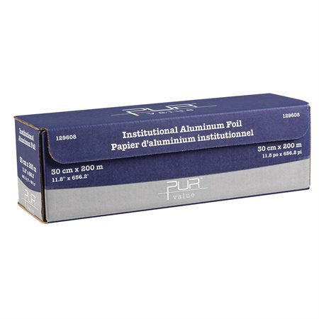 Papier d'aluminium Pur Value®