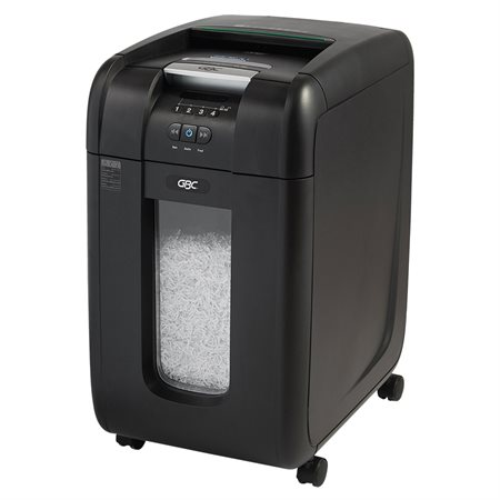 Déchiqueteuse à alimentation automatique coupe transversale Stack-and-Shred™ 300X