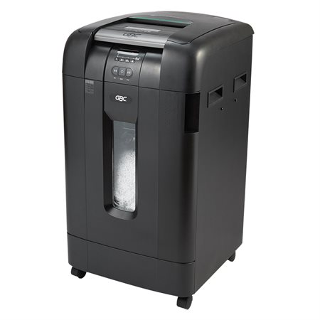 Stack-and-Shred™ 600X Auto Feed Cross-Cut Shredder