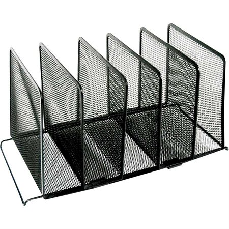 Mesh 5-Section Desk Organizer