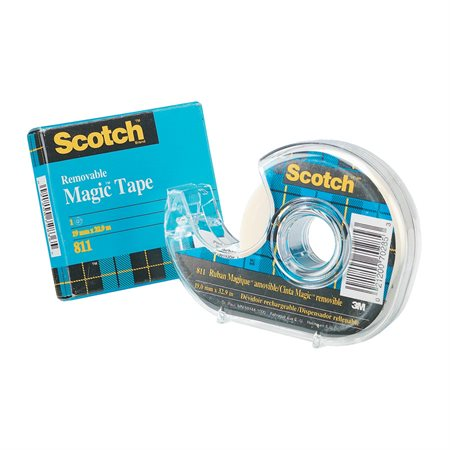 Ruban adhésif amovible Scotch® Magic™