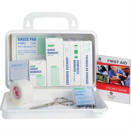 Trousses et recharges de premiers soins Ambulance Saint-Jean
