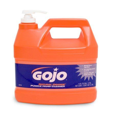 Nettoyant pour les mains à poudre de ponce Natural*Orange™