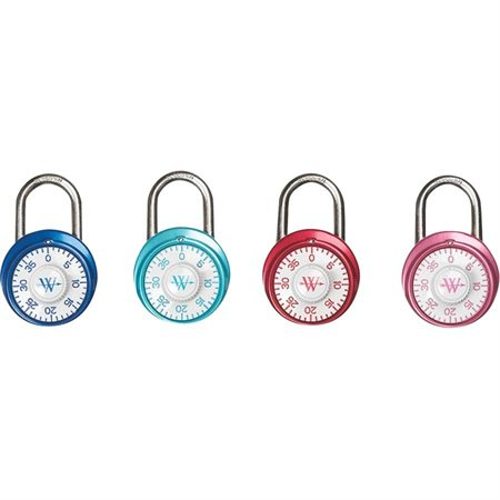Antimicrobial Combination Lock