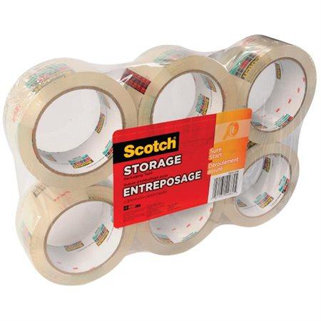 Rubans d'emballage Scotch® 3620 pour entreposage