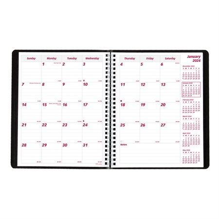 Agenda mensuel (2021)