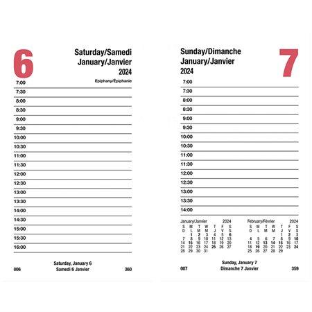 Bloc calendrier (2019)