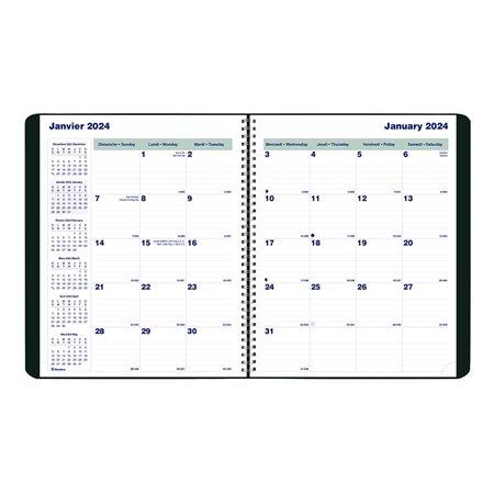 Agenda mensuel 16 mois (2019)