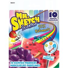 Marqueurs lavables Mr. Sketch Scented™