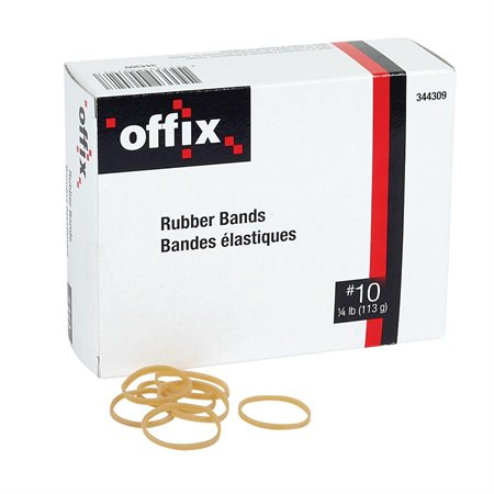 Offix® Elastic Rubber Bands