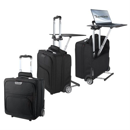 Station de travail mobile Travel Desk