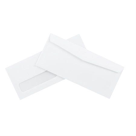 Standard White Envelope