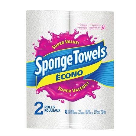 Sponge Towel ® Econo Paper Towels