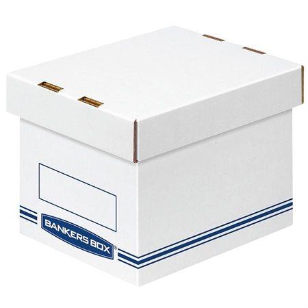Boîte d'entreposage avec couvercle amovible EZ-STOR