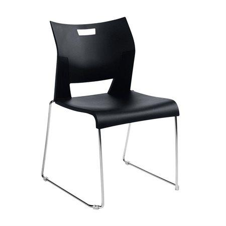 Chaise empilable sans accoudoirs Duet™