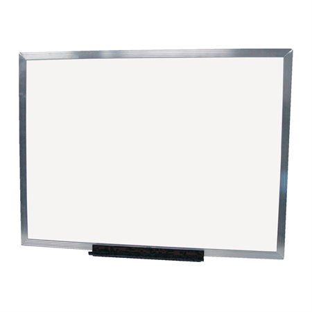 Economy Magnetic Dry Erase Whiteboard with Aluminum Frame