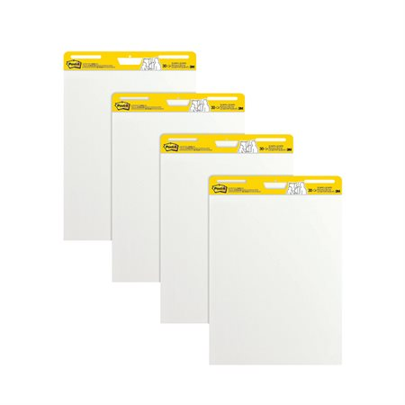 Recycled Post-it® Super Sticky Easel Pad