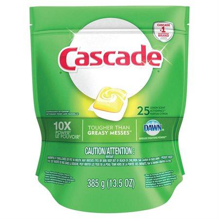 Détergent lave-vaiselle Cascade 2-in-1 Action Pacs®