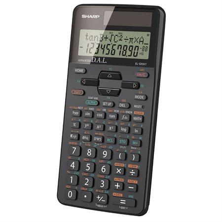 EL520XTBBK Scientific Calculator