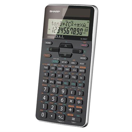 Calculatrice scientifique EL546XTBSL
