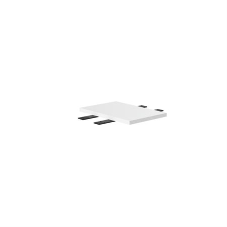 Table bridge, white