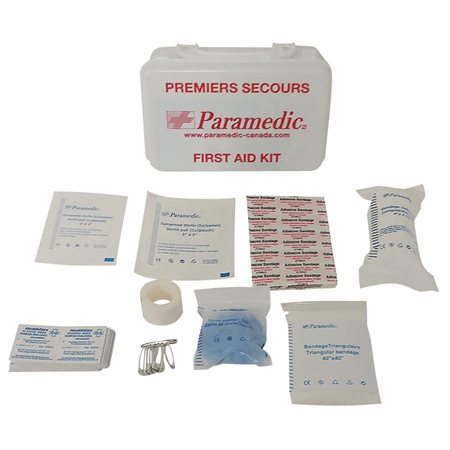 Newfoundland and Labrador First Aid Kit - Personal Kit