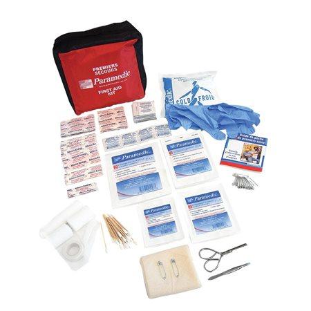 Trousse de premiers soins en nylon