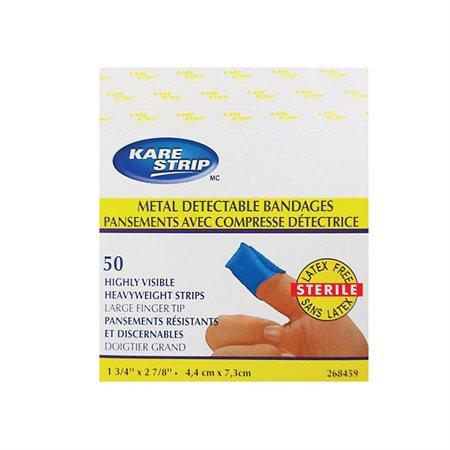 Pansement avec compresse détectrice Kare Strip™