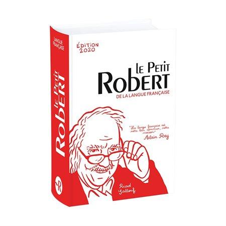 Le Petit Robert de la langue française 2020 Dictionary