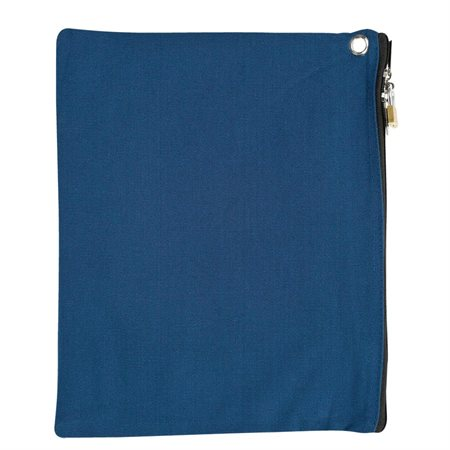 Jumbo Blue Locking All-Purpose Pouch