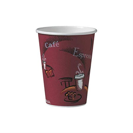 Solo® Bistro® Hot Drink Paper Cups