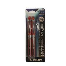 Hi-Tecpoint Grip V5 / V7 Rolling Ballpoint Pens