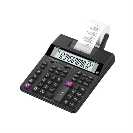 HR-200RC-WA-CC Printing Calculator