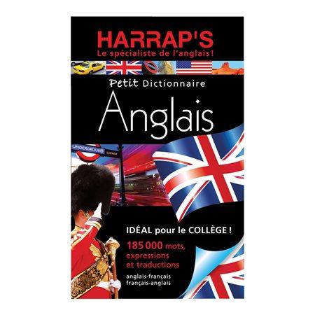 Harrap's Petit dictionnaire Bilingual Dictionary