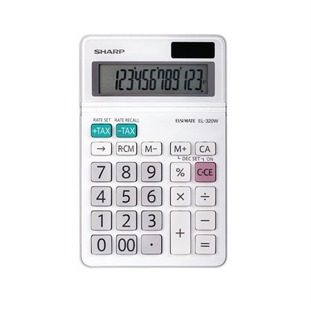 EL-320WB Desktop Calculator
