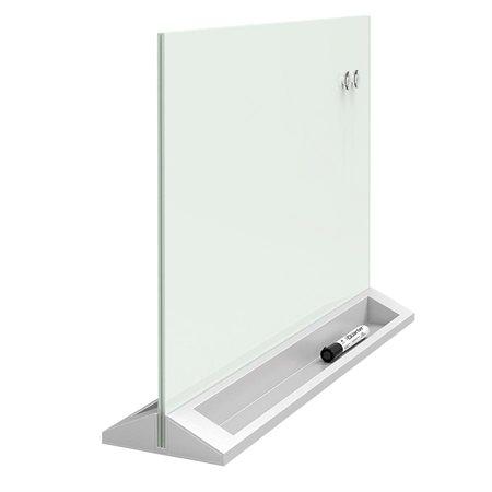 Desktop Glass™ Dry-Erase Panel