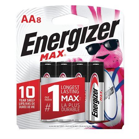 Max Alkaline Batteries
