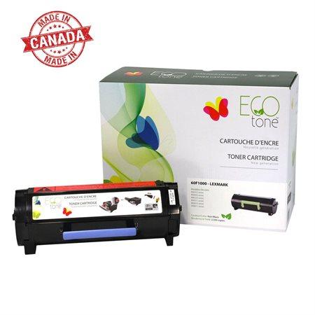 Remanufactured Lexmark 60F1000 Toner Cartridge