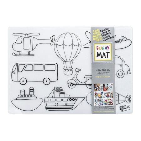 Funny Mat® Colouring Mat
