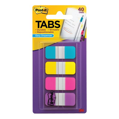Onglets en 4 couleurs Post-it®