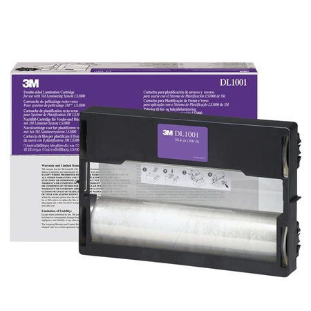 DL1001 Lamination Refill Roll
